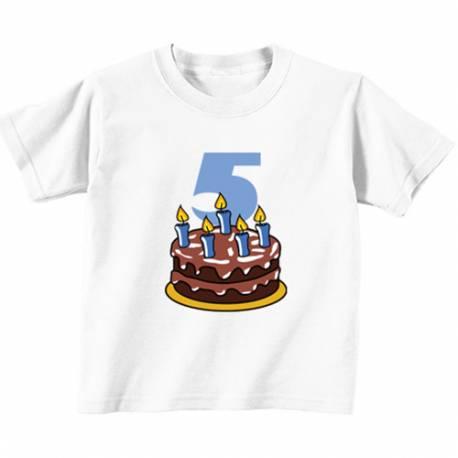 Majčka za rojstni dan, Tortica 5
