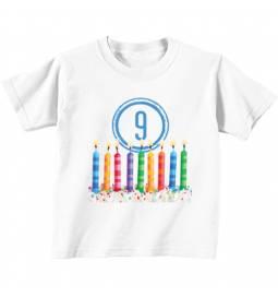Majčka za rojstni dan, Svečke 8