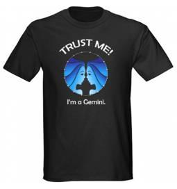 Majica Zaupaj mi, Dvojček