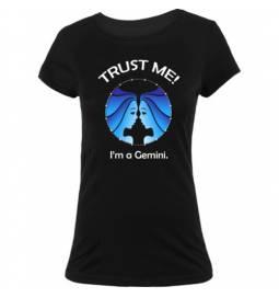 Majica Zaupaj mi, Dvojček, ženska