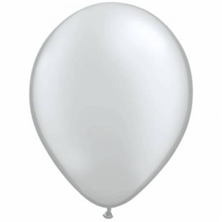 Lateks baloni 28 cm, Prozorni, 10/1