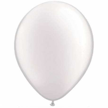 Lateks baloni 28 cm, Svetlo roza, 10/1, pearl