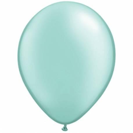 Lateks baloni 28 cm, Lila, 10/1, pearl