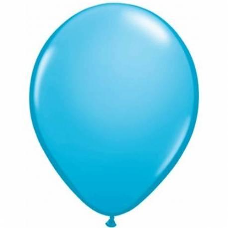 Lateks baloni 28 cm, Robins egg, 10/1