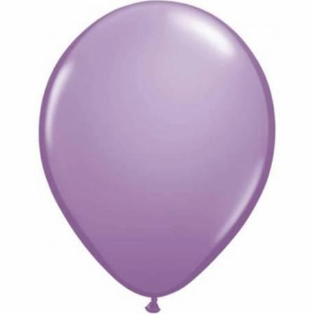 Lateks baloni 28 cm, Lila, 25/1