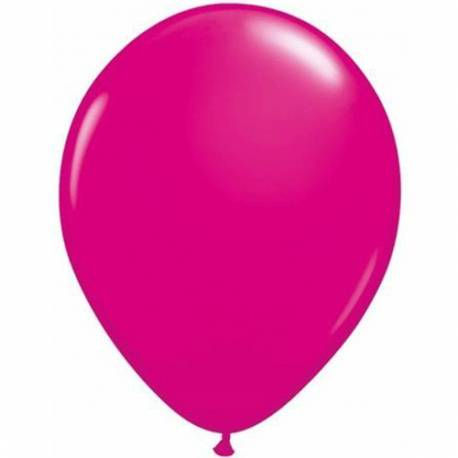 Lateks baloni 28 cm, Wild Berry, 25/1