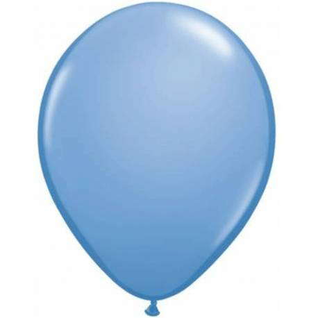 Lateks baloni 28 cm, Periwinkle, 25/1