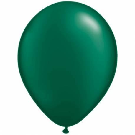 Lateks baloni 28 cm, Svetlo zeleni, 10/1, pearl