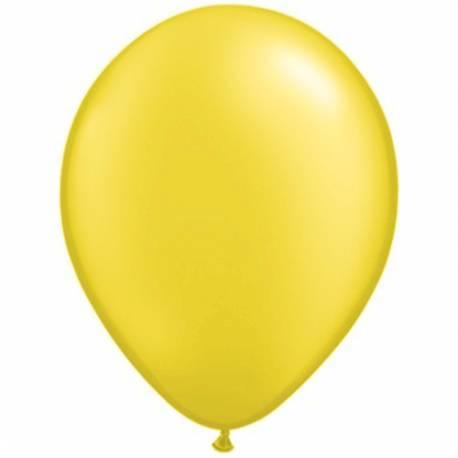 Lateks baloni 28 cm, Gozdnato zeleni, 10/1, pearl