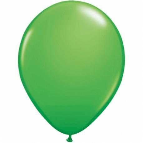 Lateks baloni 28 cm, Oranžni, 10/1, neon