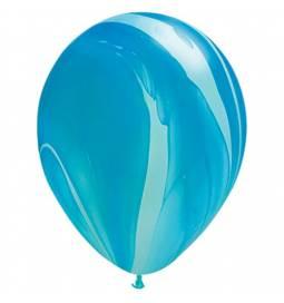 Lateks baloni 28 cm, Pomladno zeleni, 10/1