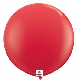 Jumbo lateks balon 90 cm, Pink 2/1