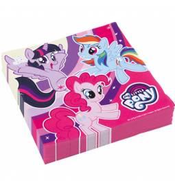 Serviete 33x33 cm, My Little Pony 1, 20/1