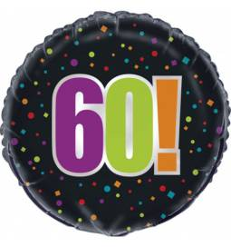 Folija balon 50 let, Birthday Cheer