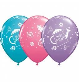 Baloni 10/1, Najboljša mami srčki, 28 cm