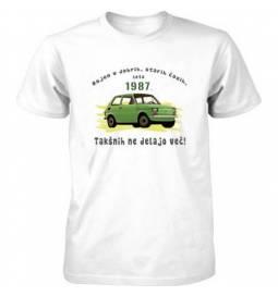 Majica Bolhca letnik 1987
