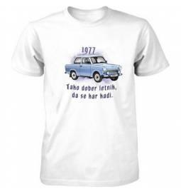 Majica Trabant letnik 1977