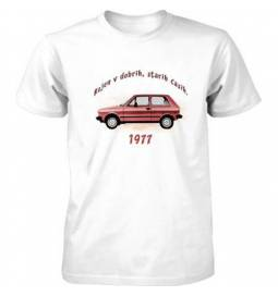 Majica Yugo letnik 1977