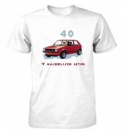 Majica za 40 let, Karti