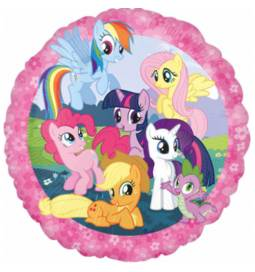 Folija balon My little Pony 1