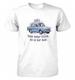 Majica Trabant letnik 1967