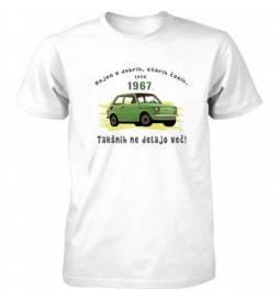 Majica Bolhca letnik 1967