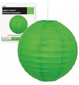 Lampijon 25 cm, zelen