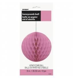 Lampijon s satovjem, pink