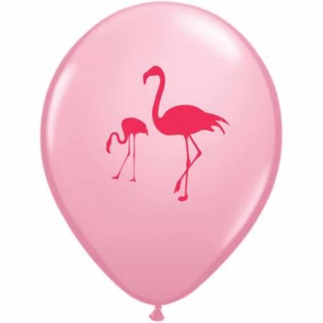 Baloni 10/1, Pink Flamingo 28 cm