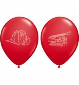 Baloni 10/1, Gasilski avto, 28 cm
