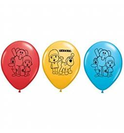 Baloni 10/1, Pocoyo in prijatelji