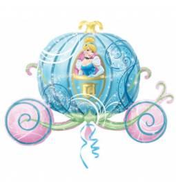 Folija balon Pepelkina kočija