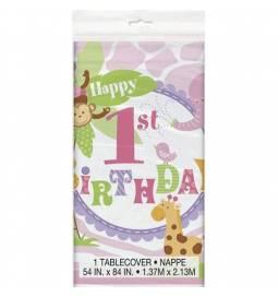 Prt 1. rojstni dan, Pink Safari
