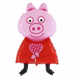Folija balon Peppa Pig in a Dress