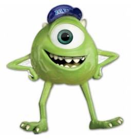 Folija balon Monster Mike