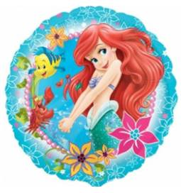 Folija balon Mala morska deklice
