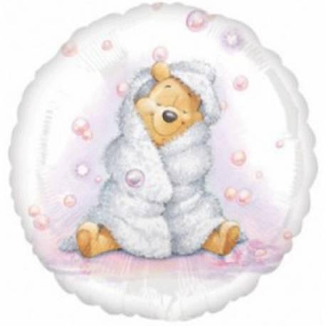 Folija balon Medvedek Pu Baby Girl