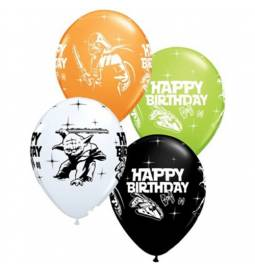 Baloni Star Wars Happy Birthday, 10/1