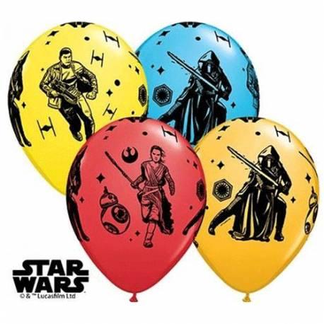 Pisani baloni Star Wars 10/1