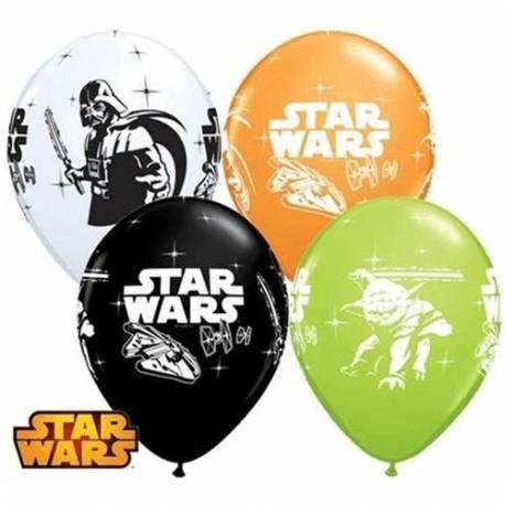 Pisani baloni Darth Vader & Yoda, 25/1