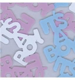 Namizni konfetki za rojstvo Blue dots