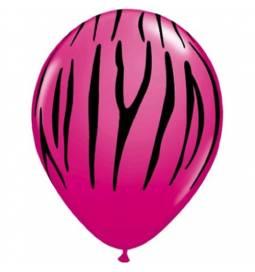 Baloni 10/1, Motiv Zebra 28 cm
