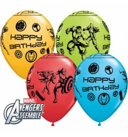 Baloni 10/1, Avengers Happy Birthday