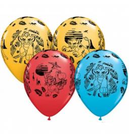 Baloni 10/1, Levji kralj