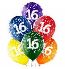 Prozorni baloni za 10. rojstni dan 6/1
