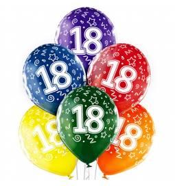 Prozorni baloni za 16. rojstni dan 6/1