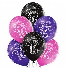 Prozorni baloni za 90. rojstni dan 6/1