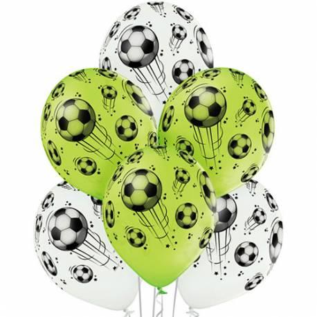 Pastelni baloni Happy Birthday to you 6/1