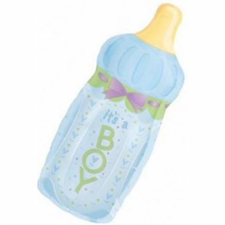 Balon za rojstvo, Modra Steklenička