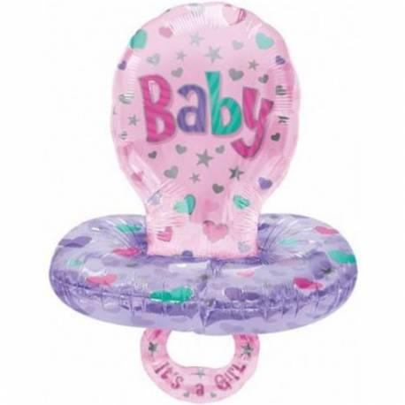 Balon za rojstvo, Baby Girl Dudka